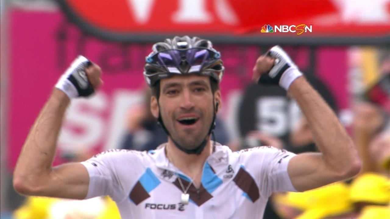 Riblon Gives France First Stage Victory Nbc Sports