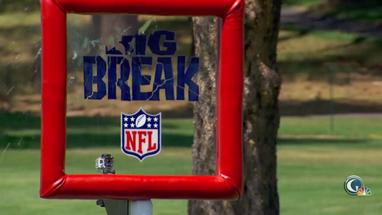 Big Break Celebrity Challenge No 2 Nbc Sports