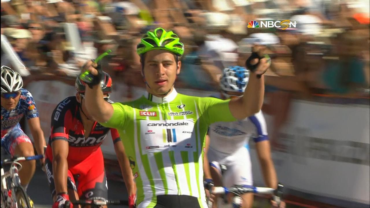 Sagan Wins Stage 3 Wins Us Pro Challenge Nbc Sports